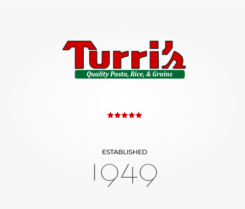 Turri's-Italian-Foods-Rice-Grains-est-1949